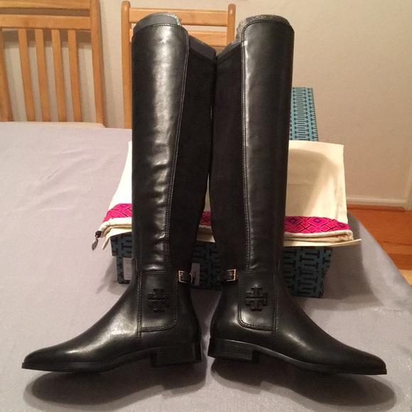 88178d65eb2 Tory Burch Wyatt OTK boots